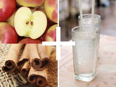 Apple Cinnamon Refreshing Flavor Tap