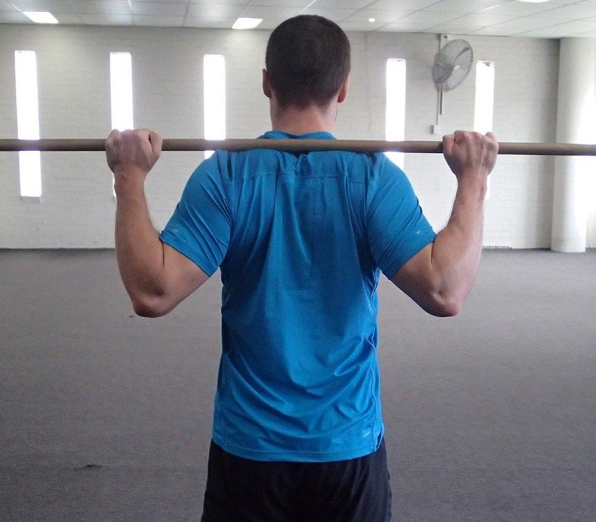 12 - Rack Position
