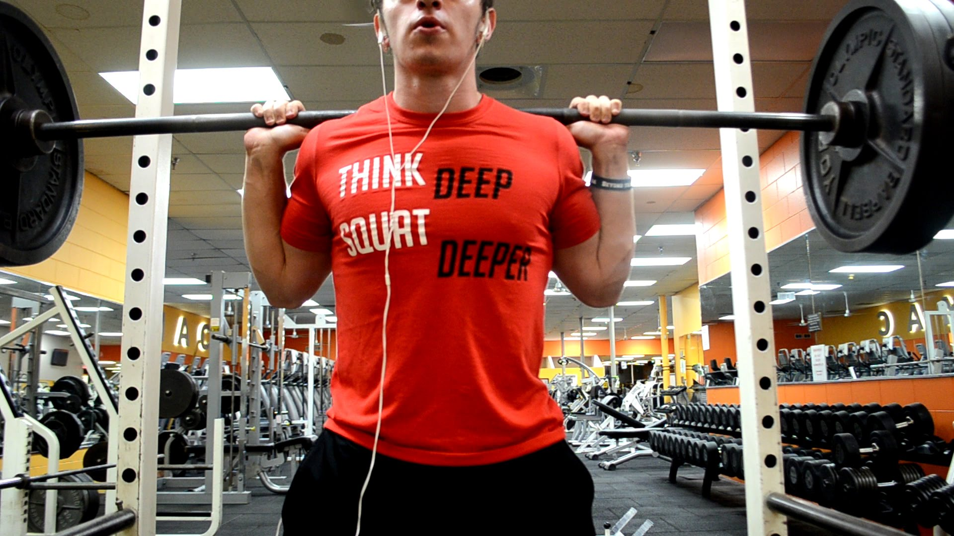 14 - Think Deep, Squat Deep
