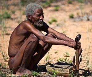 3 - african squatting